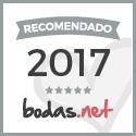 ¡Hemos conseguido Sello de Recomendacion Bodas.net!